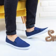Espadrile Riveli albastre