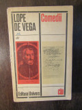 COMEDII -LOPE DE VEGA