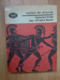 E3 Razboiul Troiei sau sfarsitul Iliadei - Quintus din Smyrna
