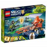 LEGO NEXO KNIGHTS Motocicleta Planor a lui Lance 72001