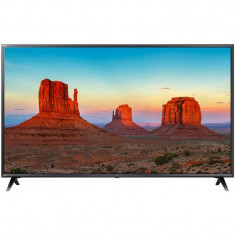 Televizor LG LED Smart TV 43 UK6300MLB 109cm Ultra HD 4K Black, 108 cm