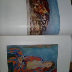 Carte veche de arta si pictura 1989,LUCIAN GRIGORESCU,Format mare,Transp.GRATUIT