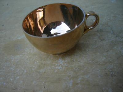 Frumoasa ceasca de cafea foto