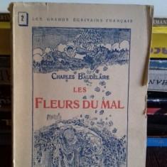 LES FLEURES DU MAL - CHARLES BAUDELAIRE (FLORILE RAULUI)