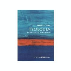 Teologia / Foarte scurta introducere