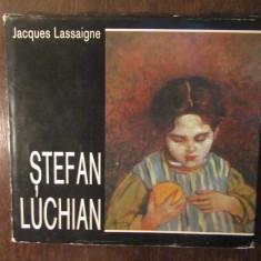 Jacques Lassaigne - Stefan Luchian , 1994