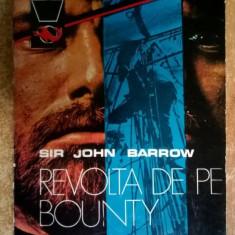 John Barrow - Revolta de pe Bounty