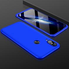 Husa Huawei P20 Lite - GKK Protectie 360 Grade Albastra