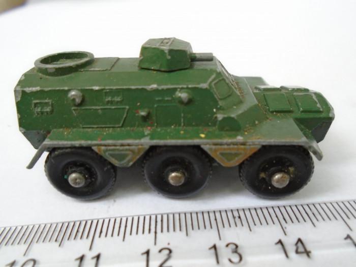 bnk jc Matchbox 54a Saracen Personnel Carrier