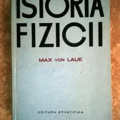 Max von Laue – Istoria fizicii