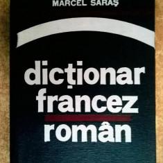 Marcel Saras – Dictionar francez-roman