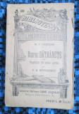 M. T. CICERONE - DESPRE BATRANETE (1908 - col. BPT - nr. 339) + ALTE 30 NR. BPT!