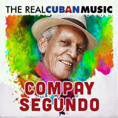 Compay Secundo The Real Cuban Music LP Remasterizado (2vinyl)