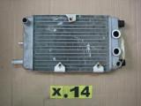 Radiator Piaggio X9 Evo