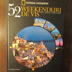 52 WEEKENDURI DE VIS-ELENA LURAGHI , CINZIA RANDO