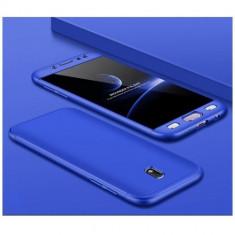 Husa Samsung Galaxy J5 2017 - GKK Protectie 360° Albastra