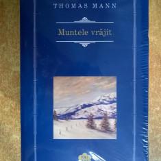 Thomas Mann - Muntele vrajit {2 volume, Rao}