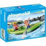 Set Barcuta pentru Rau, Playmobil