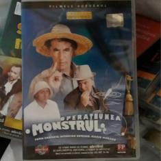 OPERATIUNEA MONSTRUL , DVD FILMELE ADEVARUL