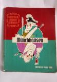 Munchhausen, Gottfried August Burger, ilustratii Eugen Taru,