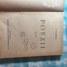 Poezii 1880-1917 A.Vlahuta