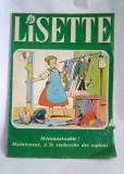Revista benzi desenate, franceza, Lisette, anii '60