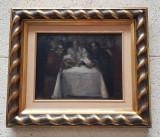 Tablou Cina Emmausz Jandi David, Istorice, Ulei, Impresionism