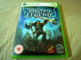Brutal Legend, XBOX360, original!, Shooting, 18+, Single player