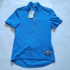 Tricou pentru ciclism, marca GORE, Bike Wear, marime 36/S, nou, poliester, Albastru