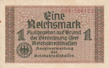 GERMANIA 1 reichsmark ND (1940-1945) VF!!!