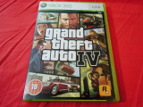 Joc Grand Theft Auto IV, GTA IV, XBOX360, original, alte sute de jocuri!, Actiune, 18+, Single player