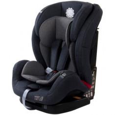 Scaun auto cu sistem Isofix si DTS 9-36 kg - Sun Baby - Gri