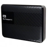 HDD Extern My Passport X 2.5'' 2TB USB3.0 Black, Western Digital
