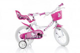 Bicicleta copii 16'' Hello Kitty, Dino Bikes