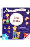 Let's count! + CD - I learn English with Peter and Emily - Annie Sussel, Christophe Boncens