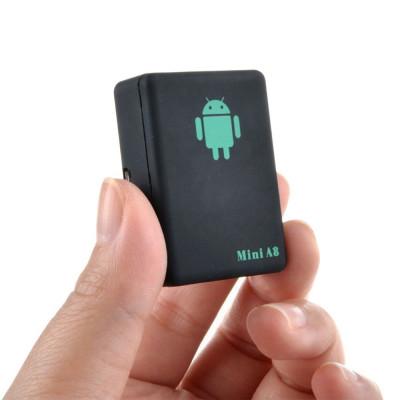 GPRS Tracker A8 Microfon Spion Dispozitiv Urmarire gprs, Alarma Sim Gsm foto