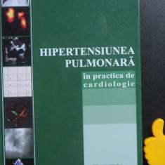 Hipertensiunea pulmonara in practica cardiologica Carmen Ginghina