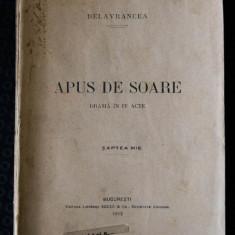 Delavrancea - Apus de soare (Socec, 1912)