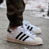 Adidas Superstar, 41 1/3, 42, 42 2/3, 43 1/3, Din imagine