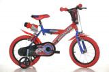 Bicicleta copii 14 '' Spiderman, Dino Bikes