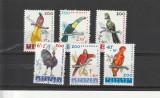 Fauna ,pasari ,papagali ,Belgia., Nestampilat