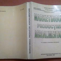 Marketingul Productiei Agroalimentare - Marian Constantin, Louis Lagrange, Didactica si Pedagogica