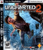Uncharted 2 Among Thieves - PS3 [Second hand] md, Actiune, 12+, Single player