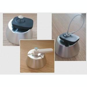 Kit EAS magnet detasator pentru alarme cu carlig detasator 15000 Gauss