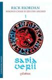 Magnus Chase si zeii din Asgard. Vol.1: Sabia Verii - Rick Riordan, Rick Riordan