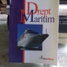 DREPT MARITIM - ADRIAN CRISTEA