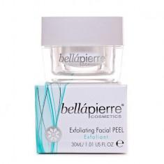 Masca exfolianta Facial Peel 30ml BellaPierre, Mixt