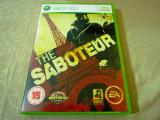 The Saboteur, XBOX360, original!, Shooting, 18+, Single player