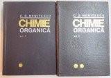 C.d. nenitescu chimie organica vol. 1+2