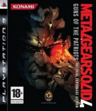 Metal Gear Solid 4 - PS3 [Second hand], Shooting, 18+, Multiplayer